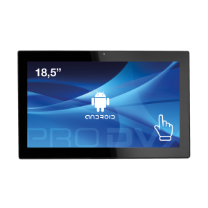 Touchscreen monitor